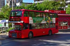 Double-decker bus, Skopje, North Macedonia (R-Gasman) Tags: thebalkans doubledeckerbus skopje northmacedonia