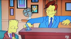 Bart Simpson with Conan O'Brien 1994 Episode 5150 (Brechtbug) Tags: bart simpson with conan obrien late night show screen grab screengrab matt groening fox 2019 nyc cartoon character animation yellow figures family television tv comedy funny doh d oh gets famous 12th episode 5th season from 1994 february 3rd 020394