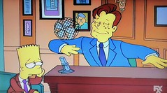 Bart Simpson with Conan O'Brien 1994 Episode 5146 (Brechtbug) Tags: bart simpson with conan obrien late night show screen grab screengrab matt groening fox 2019 nyc cartoon character animation yellow figures family television tv comedy funny doh d oh gets famous 12th episode 5th season from 1994 february 3rd 020394