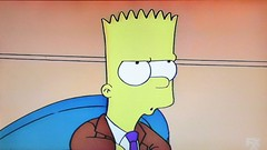 Bart Simpson with Conan O'Brien 1994 Episode 5140 (Brechtbug) Tags: bart simpson with conan obrien late night show screen grab screengrab matt groening fox 2019 nyc cartoon character animation yellow figures family television tv comedy funny doh d oh gets famous 12th episode 5th season from 1994 february 3rd 020394