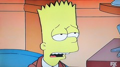 Bart Simpson with Conan O'Brien 1994 Episode 5142 (Brechtbug) Tags: bart simpson with conan obrien late night show screen grab screengrab matt groening fox 2019 nyc cartoon character animation yellow figures family television tv comedy funny doh d oh gets famous 12th episode 5th season from 1994 february 3rd 020394