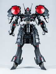 DSC01519 (KayOne73) Tags: sony a7riii nikon 40mm f 28 micro macro lens black knight fss five star stories volks ims plastic injection molded kit robot mecha mortar headd plamo batsh vatsu