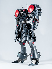 DSC01518 (KayOne73) Tags: sony a7riii nikon 40mm f 28 micro macro lens black knight fss five star stories volks ims plastic injection molded kit robot mecha mortar headd plamo batsh vatsu