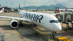 OH-LWK - Finnair - Airbus A350-941 (bcavpics) Tags: china plane airplane hongkong aviation finnair sar ohlwk aircraft airbus hkg airliner cheklapkok a359 a350 vhhh bcpics