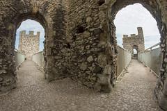 DSC_0053 (SubExploration) Tags: rochestercastle rochester castle explore medieval