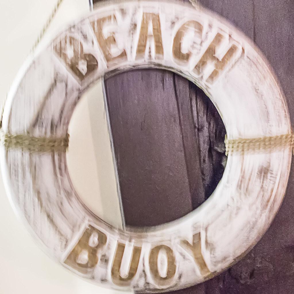 Beach Buoy Padstow