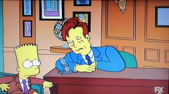 Bart Simpson with Conan O'Brien 1994 Episode 5148 (Brechtbug) Tags: bart simpson with conan obrien late night show screen grab screengrab matt groening fox 2019 nyc cartoon character animation yellow figures family television tv comedy funny doh d oh gets famous 12th episode 5th season from 1994 february 3rd 020394