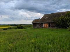 What Once Was | Alberta, Canada (TheNovaScotian1991) Tags: googlepixel3xl alberta canada abandoned farmhouse field prairie aspenparkland