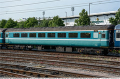 Mk2f_TSO_5985GB_Norwich_230619 (Catcliffe Demon) Tags: railways railroading uk ukrailimages2019 mk2f rivieratrains brderby norfolk rosters britishrail angliarailways b4bogie coachingstock carriages