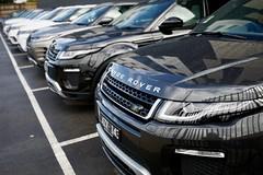 Range Rovers for sale (Joe Lewit) Tags: variosonnart281635 cars rangerovers carsalesyard new