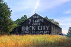 See 7 States from Rock City Atop Lookout Mtn - Maryville, Tennessee (J.L. Ramsaur Photography) Tags: jlrphotography nikond7200 nikon d7200 photography photo maryvilletn easttennessee blountcounty tennessee 2019 engineerswithcameras see7statesfromrockcityatoplookoutmt photographyforgod thesouth southernphotography screamofthephotographer ibeauty jlramsaurphotography photograph pic maryville tennesseephotographer maryvilletennessee tennesseehdr hdr worldhdr hdraddicted bracketed photomatix hdrphotomatix hdrvillage hdrworlds hdrimaging hdrrighthererightnow seerockcitybarn seerockcity oldbarn vintagebarn ruralbarn sign signage it'sasign signssigns iloveoldsigns oldsignage vintagesign retrosign oldsign vintagesignage retrosignage faded fadedsignage fadedsign iseeasign signcity ghostsign fadedghostsign historicbuilding history historic historyisallaroundus americanrelics beautifuldecay fadingamerica it'saretroworldafterall oldandbeautiful