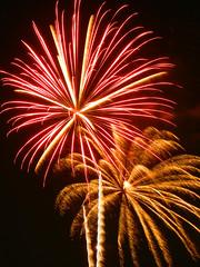Fireworks II (2019) (Pandora-no-hako) Tags: fireworks holiday indianapolis indiana 2019 downtown night sky freedomblast fourthofjuly independenceday