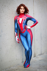 IMG_5104 (willdleeesq) Tags: animeexpo animeexpo2019 ax2019 cosplay cosplayer cosplayers marvel marvelcomics maryjanewatson spiderman spidergirl losangelesconventioncenter