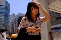 Shinjuku, Tokyo 201905 (hobotei) Tags: shinjuku tokyo city urban girl woman lady people streetsnap streetphotography fujifilm x100t 新宿 東京 路上スナップ ストリートスナップ