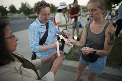Lights for Liberty: A Vigil to End Human Detention Camps (Fibonacci Blue) Tags: stpaul twincities minnesota protest detention vigil child demonstration immigrant event dissent trump outcry outrage ice immigration candle