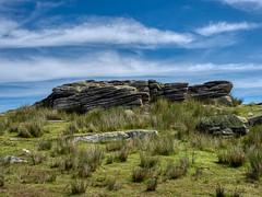 The typical rocks at La Rhune.jpg (tjmic_92) Tags: france larhune paysbasque