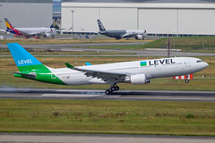 Level - Airbus A330-202 F-WWKP (EC-NEN) @ Toulouse Blagnac (Shaun Grist) Tags: level airbus a330 a330202 fwwkp shaungrist ecnen france airport aircraft aviation landing airline toulouse blagnac aeroplanes tls avgeek 14r lfbo