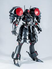DSC01520 (KayOne73) Tags: sony a7riii nikon 40mm f 28 micro macro lens black knight fss five star stories volks ims plastic injection molded kit robot mecha mortar headd plamo batsh vatsu