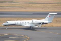 N457FX (LAXSPOTTER97) Tags: n457fx gulfstream aerospace g450 cn 4154 flexjet airport airplane aviation kpdx