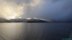 Magallanes and Antartica Chilena, Chile (Neil M Holden) Tags: magallanesandantarticachilena chile norwegiansun canonm50 sunset cruise cruisin sea seascape