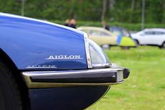 1973 Citroën SM (Dirk A.) Tags: 82ya83 1973 citroën sm sidecode3 importkenteken