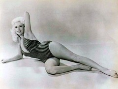Jayne Mansfield (poedie1984) Tags: old pink girls woman white cinema black hot cute sexy classic love film mannequin girl beautiful beauty up rose sex vintage wonderful movie star photo sweater amazing model glamour 60s kino pin symbol body gorgeous famous goddess picture jayne icon palmer cine babe screen legendary blond american hollywood blonde actress movies celebrities mooi 50s tribute bomb superstar diva vera iconic mansfield bombshell filmstar filmster lipstick lippenstift boobs busty décolleté legs swimsuit badpak