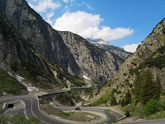 Swiss Alps (crash71100) Tags: swiss alps mountain col road