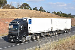 Swiss Line Transport - Volvo FH16 540 (Scottyb28) Tags: truck trucks trucking highway haulage diesel loaded interstate