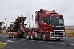 Wettenhalls - Scania (Scottyb28) Tags: truck trucks trucking highway haulage diesel loaded interstate