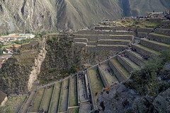 Awesome Inca fortress ! (Chemose) Tags: sony ilce7m2 alpha7ii avril april pérou peru ollantaytambo inca forteresse architecture pierre stone terrasse terraces mancocapac sacredvalley valléesacrée