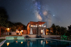 Summer holiday (Andrew Thomas 73) Tags: nikond850 1424mmf28 greece skiathos milkyway europe summer holiday
