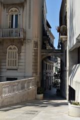 2019-04-01: Heading Into Alley (psyxjaw) Tags: italian italia italy holiday puglia sun spring april bari