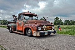 Ford F-100 Towing Truck 1953 (6617) (Le Photiste) Tags: clay fordmotorcompanydearbornmichiganusa fordf100towingtruck 1953 oldtrucks custompickup americanpickuptruck towingtruck oddvehicle oddtransport rarevehicle rustyandcrusty vianenthenetherlands mostrelevant mostinteresting perfectview afeastformyeyes aphotographersview autofocus artisticimpressions alltypesoftransport anticando blinkagain beautifulcapture bestpeople'schoice bloodsweatandgear gearheads creativeimpuls cazadoresdeimágenes canonflickraward digifotopro damncoolphotographers digitalcreations django'smaster friendsforever finegold fairplay 60fh12 greatphotographers groupecharlie peacetookovermyheart hairygitselite ineffable infinitexposure iqimagequality interesting inmyeyes livingwithmultiplesclerosisms lovelyflickr myfriendspictures mastersofcreativephotography niceasitgets photographers prophoto photographicworld planetearthbackintheday planetearthtransport photomix soe simplysuperb showcaseimages slowride simplythebest simplybecause thebestshot thepitstopshop theredgroup thelooklevel1red themachines transportofallkinds vividstriking wow wheelsanythingthatrolls yourbestoftoday oldtimer