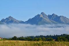 Morning in High Tatras (Rostam Novák) Tags: rostamnovak slovakia tatras hightatras high peaks mountains mornign fog nature slovakianature photo nikon