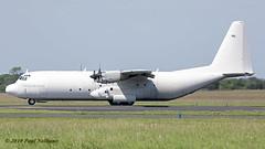 P4LAE L-100 Lynden Cargo (Anhedral) Tags: einn snn shannonairport p4lae lockheed c130 l100 lyc lyndencargo freighter