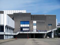 Groep (Merodema) Tags: building leg kaal gebouw modern stad city empty verdieping pauze