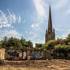 """Bristol contrast (andymulhearn) Tags: z6 nikon st """"st mary redcliffe"""" 2470mm4s bristol"""