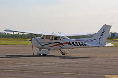 N5206S Cessna 172S Aerolub Du Rhone Lyon Bron 24th May 2019 (michael_hibbins) Tags: n5206s cessna 172s aerolub du rhone lyon bron 24th may 2019