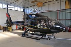 F-HBAS Eurocopter EC130B4 HBI Group Lyon Bron 24th May 2019 (michael_hibbins) Tags: fhbas eurocopter ec130b4 hbi group lyon bron 24th may 2019