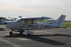 F-HACR Cessna 172S Skyhawk SP Aeroclub Du Rhone Lyon Bron 24th May 2019 (michael_hibbins) Tags: fhacr cessna 172s skyhawk sp aeroclub du rhone lyon bron 24th may 2019