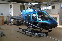 F-GJRP Eurocopter AS350B2 Ecureuil Mont Blanc Lyon Bron 24th May 2019 (michael_hibbins) Tags: fgjrp eurocopter as350b2 ecureuil mont blanc lyon bron 24th may 2019