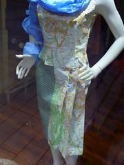"""City map dress"" of Mülheim an der Ruhr HMM! (libra1054) Tags: smileonsaturday picofpaper mülheimanderruhr dress"