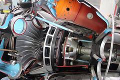 Rolls-Royce Avon Mk. 1 Aero Engine, at IWM Duxford, 5th April 2019 - Detail (Phil Masters) Tags: 5thapril april2019 iwmduxford cambridgeshire duxford imperialwarmuseum imperialwarmuseumsduxford imperialwarmuseumduxford rafduxford airspace airspaceduxford rollsroyceavonmk1aeroengine rollsroyceavonmk1 engine rollsroyceavonaeroengine rollsroyceavon rollsroyceengine aeroengine rollsroyceavonmk1jetengine rollsroyceavonjetengine rollsroycejetengine jetengine avon avonengine avonaeroengine avonjetengine