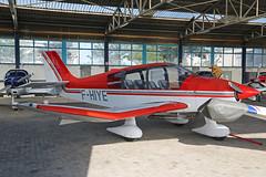 F-HIYE Robin DR400-180 Regent Lyon Bron 24th May 2019 (michael_hibbins) Tags: fhiye robin dr400180 regent lyon bron 24th may 2019