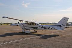 F-HCFX Cessna 172S Lyon Bron 24th May 2019 (michael_hibbins) Tags: fhcfx cessna 172s lyon bron 24th may 2019