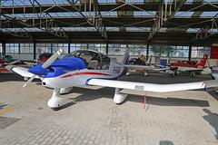 F-GXGE Robin DR400-120 Dauphin 2+2 Lyon Bron 24th May 2019 (michael_hibbins) Tags: fgxge robin dr400120 dauphin 22 lyon bron 24th may 2019