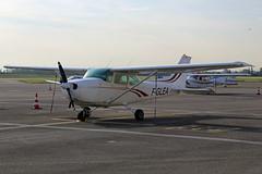 F-GLEA Cessna 172N Skyhawk Lyon Bron 24th May 2019 (michael_hibbins) Tags: fglea cessna 172n skyhawk lyon bron 24th may 2019