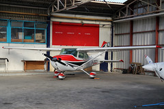 F-GGZJ Cessna 172N Skyhawk Lyon Bron 24th May 2019 (michael_hibbins) Tags: fggzj cessna 172n skyhawk lyon bron 24th may 2019