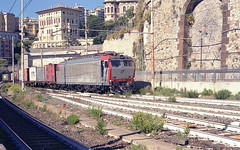 FS Bo'Bo'Bo' 104 (railwaymagic) Tags: fs bobobo e 652 genova brignola ferrovie treni railways trains züge eisenbahn chemin de fer trenes ferrocarril vlaki zeleznice