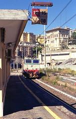 FS Bo'Bo'Bo' 102 (railwaymagic) Tags: fs bobobo e 652 genova brignola ferrovie treni railways trains züge eisenbahn chemin de fer trenes ferrocarril vlaki zeleznice